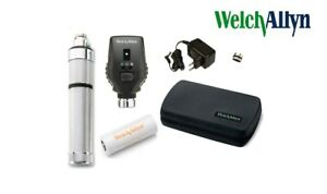 Welch Allyn 3 5v Coaxial Ophthalmoscope Wd Nicad Battery Handle Free Shipping