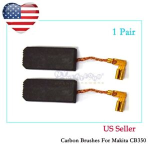 Carbon Brushes For Makita Hr4041c 12a Rotary Hammer Spline