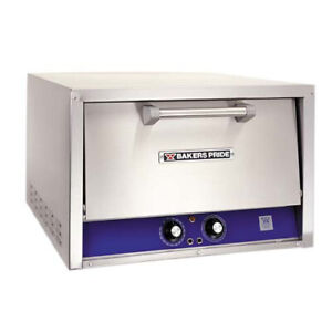 Bakers Pride P22s Electric Countertop Pizza Pretzel Oven 220 240v 1 Or 3ph