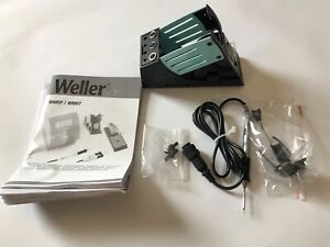 Weller Professional Wmrp 55 watt Micro Soldering Iron Kit With Safety Rest