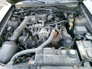 2001 2004 Ford Mustang Engine Assembly 4 6l 2660832