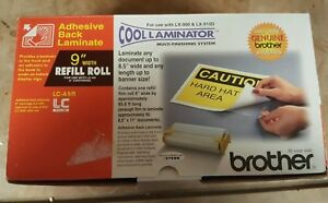 Genuine Brother Cool Laminator 9 Refill Roll Cat Lc a9r For Lx 900