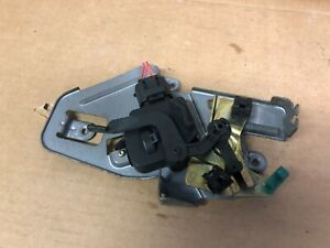 01 Jeep Grand Cherokee Rear Gate Hatch Latch With Actuator