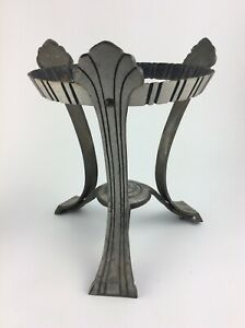 Antique Art Deco Stand For An Apothecary Drug Store Show Jar Or Globe