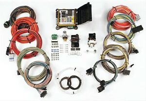 American Autowire Severe Duty Universal 22 Circuit Wiring Kit 510564