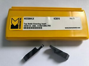 Kennametal Ngd3094lk Kc5010 Carbide Insert 1818114