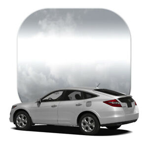 Stainless Gas Door Covers Fits 2010 2015 Honda Crosstour By Brighter Design