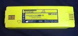 L k Cardiac Science Powerheart Aed G3 Replacement Battery 9146