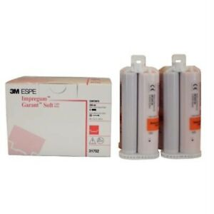 3m Espe Impregum Garant Soft Light Body 4 50 Ml Cartridges Impression 2 2019