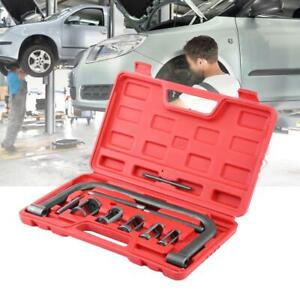 10 Pcs Valve Spring Compressor Removal Installer Tool For Car Motorcycle Engines
