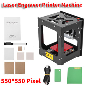 Laser Engraver Printer Machine 550 550 Pixel High Resolution For Pc Pad Phone