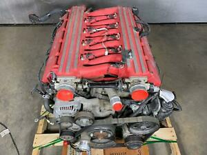 92 02 Dodge Viper 8 0 V10 Engine 8k Miles Video Tested With Accessories