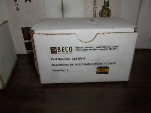 New Beco Automation Inc Dairy Milker Milking Electronic Pulsator 325100 6