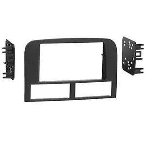 Metra 95 6546b Matte Black Double Din Dash Kit For Jeep Grand Cherokee 1999 2004