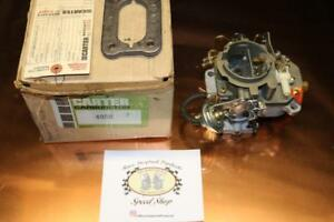 Nos Carter Carburetor Bbd 4958s 1970 1971 1972 Chrysler 318 W A T 160517