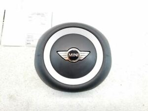07 10 Mini Cooper S Steering Wheel Bag Black Oem 32306794624
