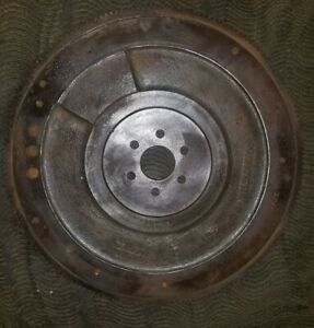 Ford Flywheel D7te 6380 Dc For 351m And 400