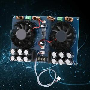 Xh m258 2 420w Digital Stereo Audio Power Amplifier Board Tda8954th Dual Chip