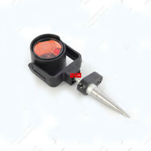 Prism Reflector With Mini Stakeout Rod Gls1 For Leica Total Stat