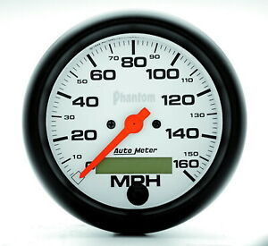 Autometer 5888 Phantom r Speedometer