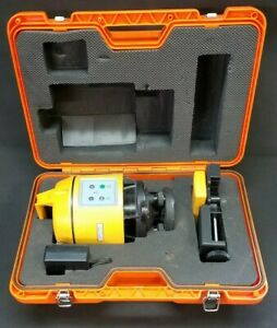 Geotop Gl 3 Rechargeable Laser Level With Receiver Clamp 45