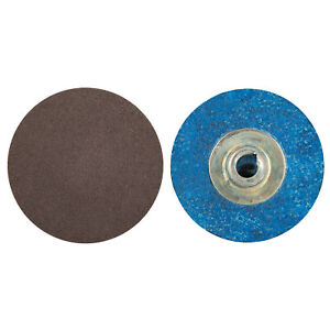 Norton 66261138115 Power Sander Quick Change Discs Size 1-12 80 Grit  25 EA