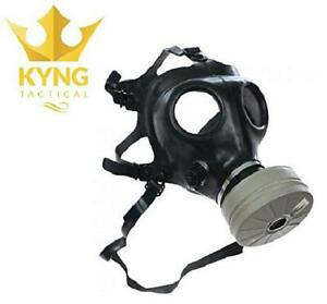 Israeli Style Rubber Respirator Mask Nbc Protection For Industrial Use Chemical