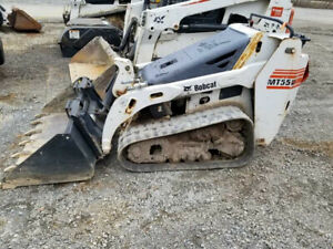 2009 Bobcat Mt55 Stand On Skid Steer Loader Needs Work Coming Soon