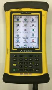Tripod Data Systems Nomad Tds trimble Mobile Pda Data Collector Scanner N324