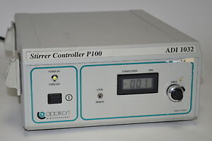 Applikon Adi 1032 Stirrer Controller P100 used Powered on