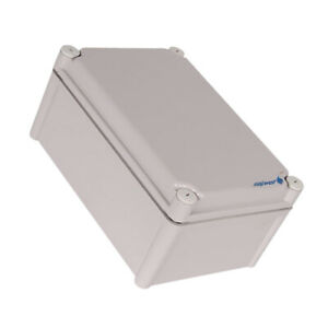 Abs Plastic Waterproof Ip66 Electric Junction Box Project Box 11 0x7 5x5 1