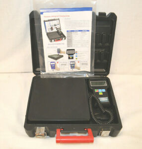 Arksen Electronic Refrigerant Charging Scale Rcs 7020