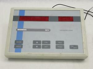 Biomedx Multi parameter Analyser Bev