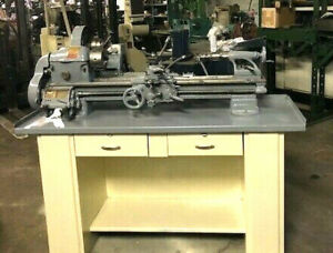 South Bend 9 Metal Lathe W taper Attachment tooling 4 Foot Bed 115 Volt Usa