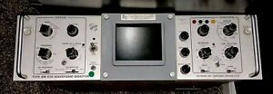 Vintage Tektronix Rm 529 Waveform Monitor tested working Fast Shippong