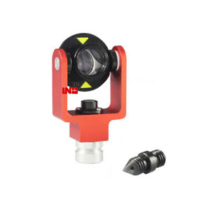 New Mini Prism Reflector 102 Peanut Prism For Total Stations