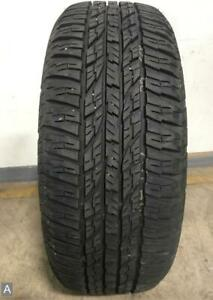 1x Take Off P235 55r19 Yokohama Geolander A T G015 10 32 Used Tire