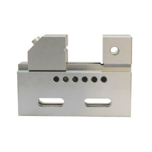 High Precision 2 Jaw Wire Cut Edm Vise Hrc 55 0002 Toolmaker Stainless Steel