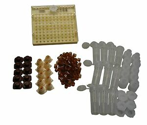 Complete Queen Rearing Kit Eliminate Grafting 100 Queens Reuse Except Cell Cups