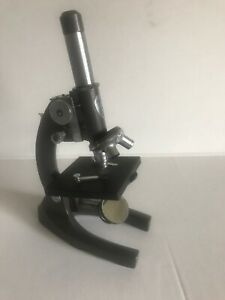 Vintage Swift Nine Fifty 950 Series Compound Microscope mirror monocular