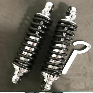 Rear Fully Adjustable Coilover Shocks W 350lb Springs Hot Rod Rat Rod