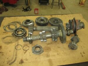 Ih Farmall M Md Complete Working Transmission Nice One Antique Tractor