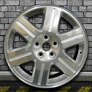Polish Sparkle Silver Oem Wheel For 2005 2006 Chrysler 300 18x7 5