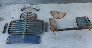 1941 47 Gmc Grille Assembly 41 46