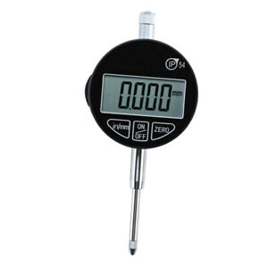 0 25 4 Mm Digital Dial Indicator Probe Clock Gauge Range With High Precision