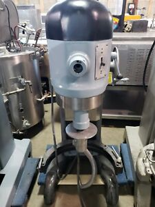 This Used Hobart Model H600 Mixer Was Checked And Tested Our Tech 1630