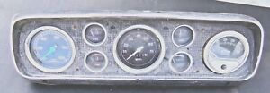1960 1970s Ford Truck Dash Gauge Cluster Printed Circuit Board Tach