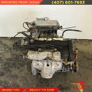 Jdm B20b Engine P8r Cylinder Head 97 98 Low Compression Motor Crv B18b B18b1