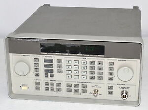 Agilent 8648b Synthesized Rf Signal Generator 9 Khz To 2000 Mhz used