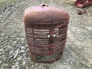 Ih Farmall International H Nose And Grill